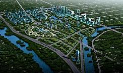 Master Plan Nanjing China