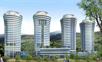 Lagera Mixed Use Towers Sofia Bulgaria